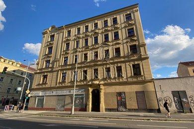 Prodej, Byty 2+kk, 46m² - Praha - Holešovice, Ev.č.: 00510