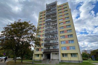 Prodej, Byty 1+kk, 27m² - Praha - Střížkov, Ev.č.: 00523