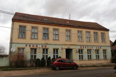 Prodej ubytovacího zařízení  - Znojmo - Načeratice, Ev.č.: 00159