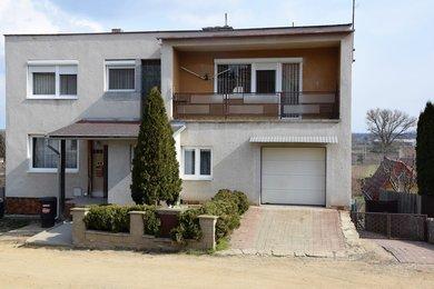 pohled na dům foto 3