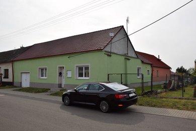 Prodej rodinný dům  3+kk Šanov, Ev.č.: 00175