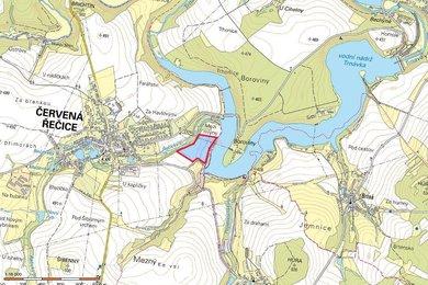 Prodej, Pozemky pro komerční výstavbu, 63429m² - Červená Řečice, Ev.č.: 00230