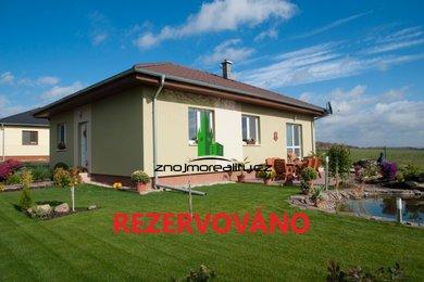 Prodej, Rodinné domy, 122 m² - Nový Šaldorf - Sedlešovice, Ev.č.: 00250