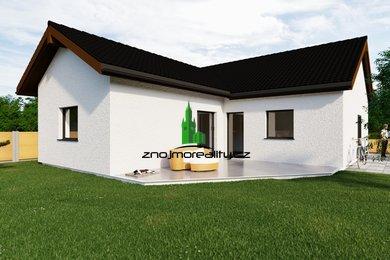 Prodej, Rodinné domy, 129 m² - Prosiměřice, Ev.č.: 00280