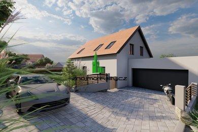 Prodej, Rodinné domy, 145m² - Výrovice, Ev.č.: 00295
